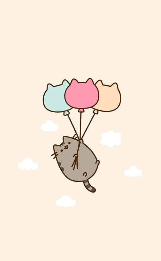 99 Insanely Smart Easy And Cool Drawing Ideas To Pursue Now Pusheen Cute Wallpaper Iphone Cute Cute Wallpapers