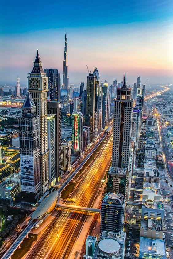 Маленькое путешествие в Дубай