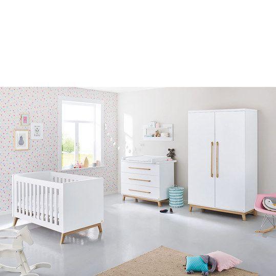 2turigem Bett Breiter Kinderzimmer Mit Riva Schrank