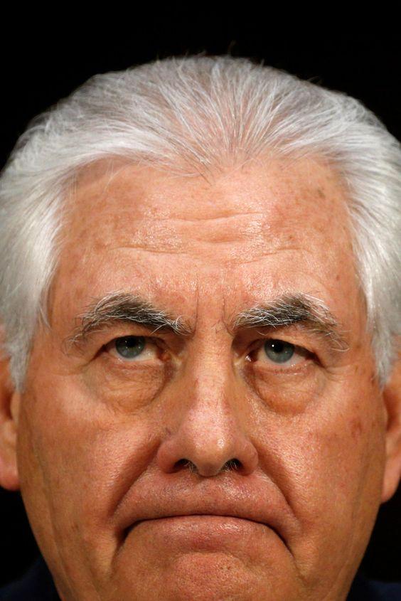 Bericht: Führungsriege des US-Außenministeriums tritt zurück
