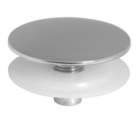 Tap Hole Cover For Kitchen Sinks Suits 35mm Standard Size Chrome