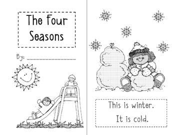 Seasons in Korean - Kimchi Cloud