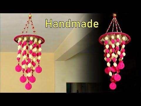 Stylish Wall Hanging Craft Idea Handmade Wall Hanging Using