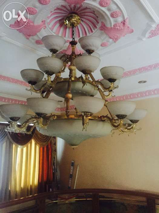 Chandelier lights - Hyderabad - Home & Furniture | olx | Pinterest ...