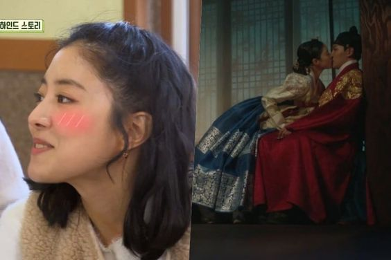 """Lee Se Young Reveals How She And Yeo Jin Goo Filmed Their Kiss Scene In """"The Crowned Clown"""""""
