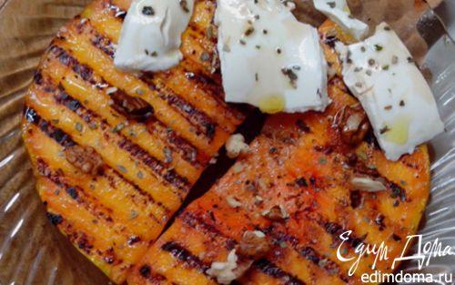 Запеченная тыква   Кулинарные рецепты от «Едим дома!»