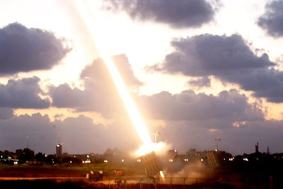 Israel is on high alert following the killing of Iranian and Hezbollah commanders in Syria. Iron Dome brought North