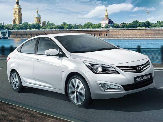 2014 Hyundai Solaris (Verna) Launched In Russia