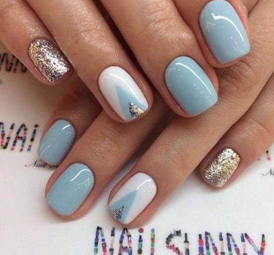 90 Perfect Nail Art Designs And Colors For Summer Classy Nail