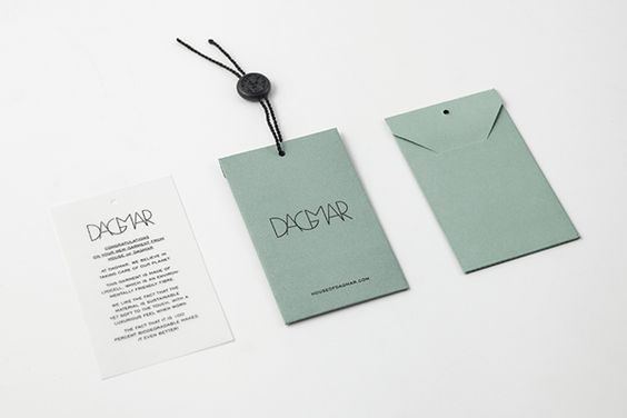 Dagmar branding on Behance