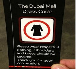 Cool Dubai Dress Code The Dubai Dress Code Being Fashionable In
