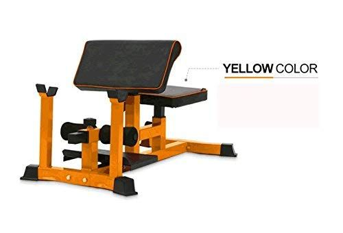 Squat Bench Trainer Sit Up Machine Ab Curl Workout Home Gym