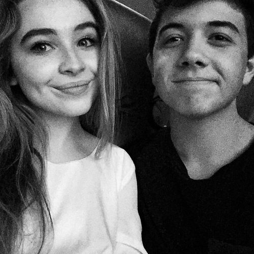 Sabrina Carpenter Bradley Steven Perry 12