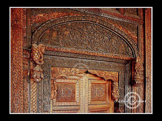 Wooden doors pakistan and doors on pinterest for Wood doors in pakistan