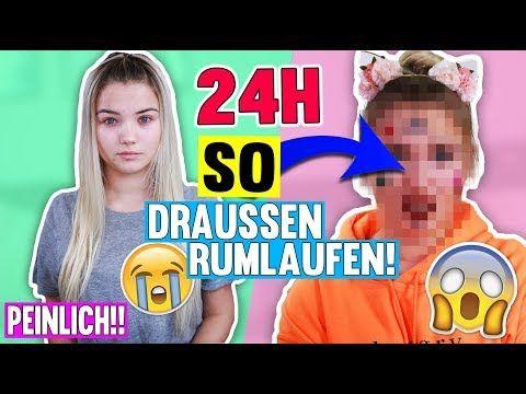Omg Jana Schminkt Mich Und Ich Muss Den Ganzen Tag Damit Rumlaufen Youtube Peinlich Handcreme Youtube