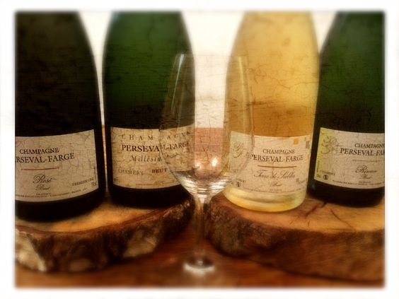 Champagne Perseval-Farge #caveosaveurs