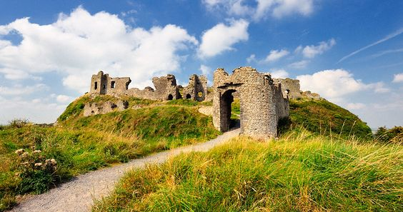 Ireland - Rock of Dunamase (from the movie Leap Year)
