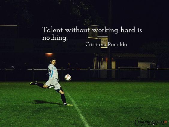 Cristiano Ronaldo-unofficialYOLO-Inspiring Quote