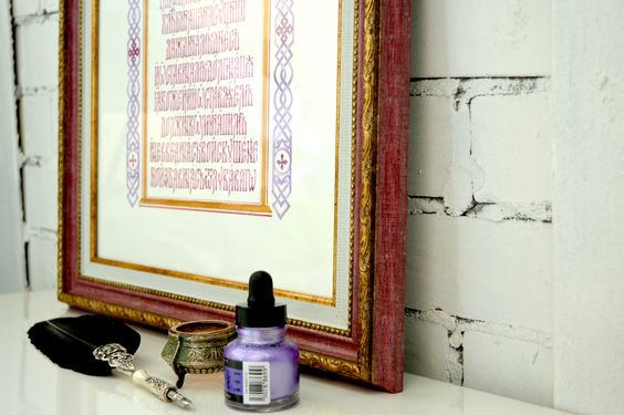 #вязь #каллиграфия #майстернякаліграфії #calligraphy #monkeyart