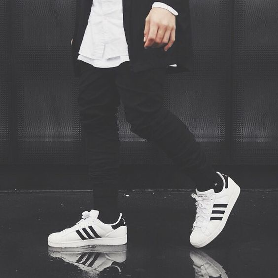 Adidas Superstar Homme Swag
