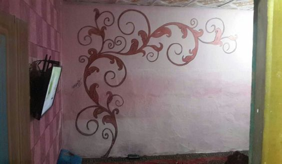 Drawing a simple wall