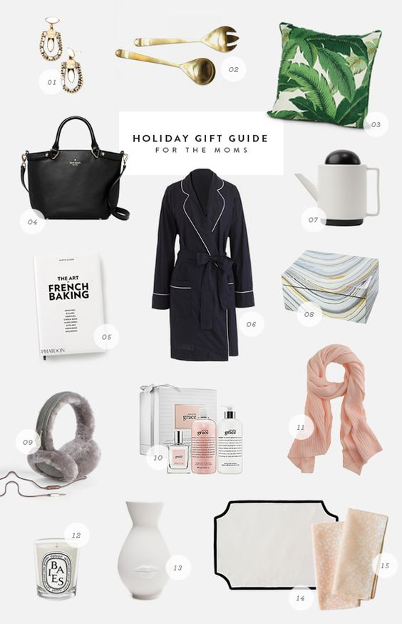 holiday gift guide / for the moms: