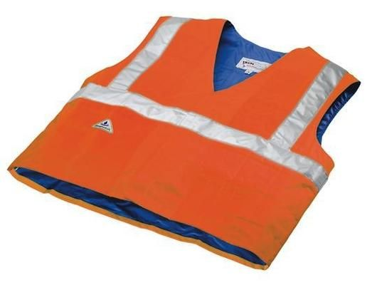 Hyperkewl Cooling Class 2 High Vis Traffic Safety Vest With