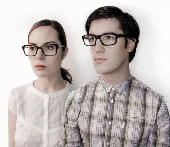 Humorous Portraits of One Couple and Many Looks