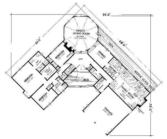 jackson mill country home | house plans, ranch house plans and floors
