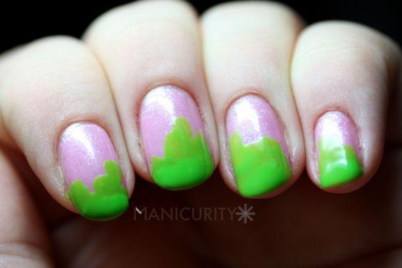 Manicurity: Slimey!