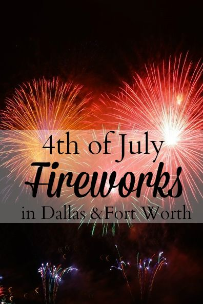4th of july in dallas 2015