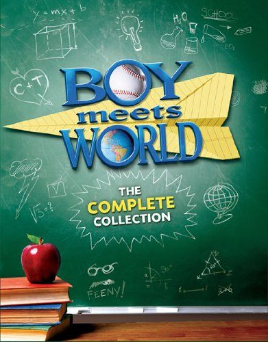 Boy Meets World: The Complete Collection (DVD) $45 + Free Shipping