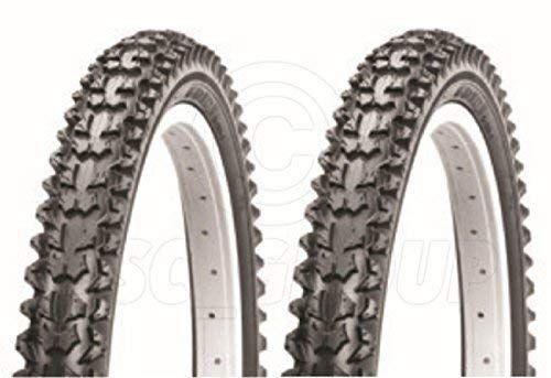Vancom 2 Bicycle Tyres Bike Tires Mountain Bike 26 X 1 95 In 2020