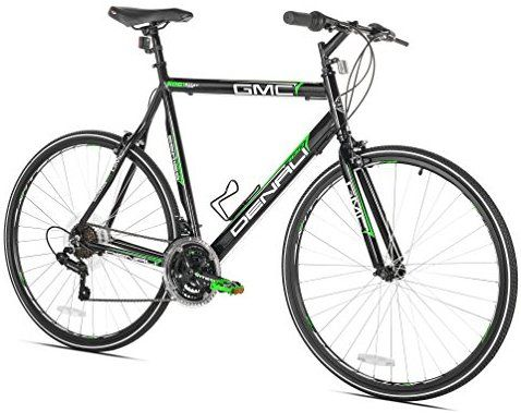 Amazon Com Gmc Denali Flat Bar Road Bike 22 5 Inch 57cm Medium