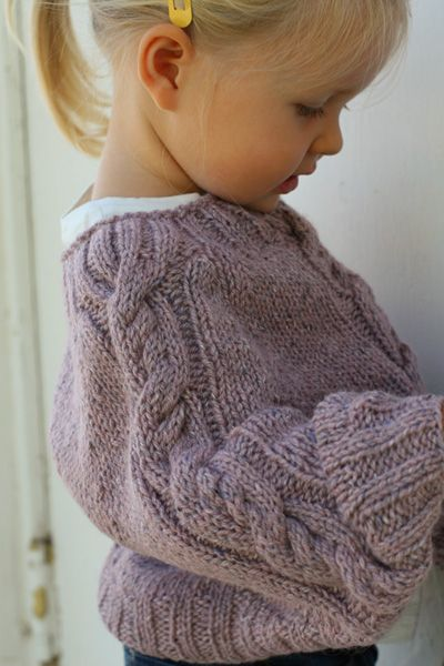 Knitting Pattern Cape Child : Cable, Cute sweaters and Patterns on Pinterest