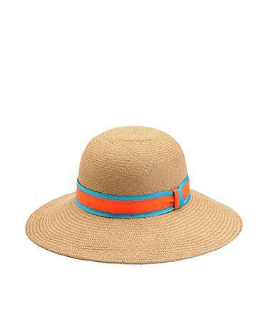 perfect beach hat