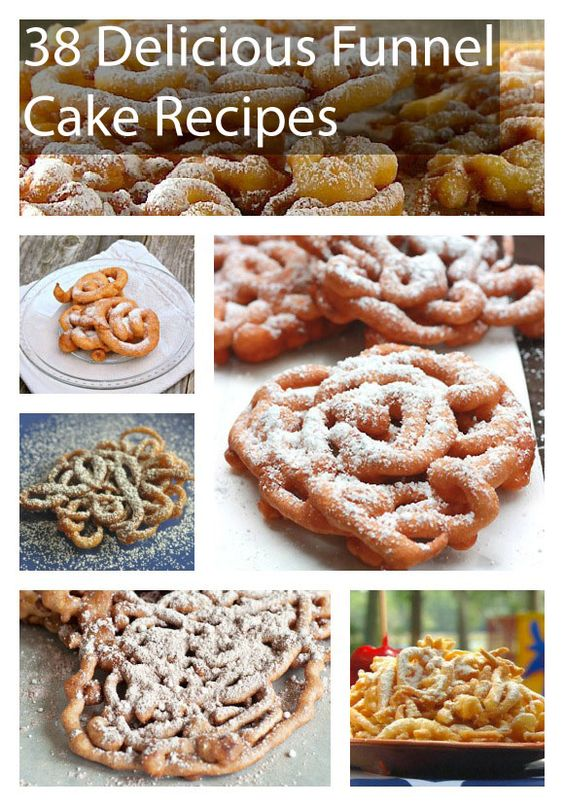 38 Delicious Funnel Cake Recipes | The Food Explorer