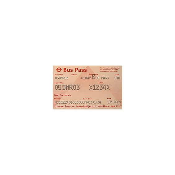 London Buses: bus/tram tickets and fares (2010/2011 prices) ❤ liked on Polyvore featuring fillers and & - fillers - misc.