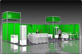 Mobiler Messestand modular ab 15.000 Euro