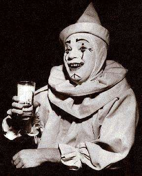 Milky the Clown, Detroit, MI My Grandpa was a milkman for Twin Pines!!! Whats the magic word??