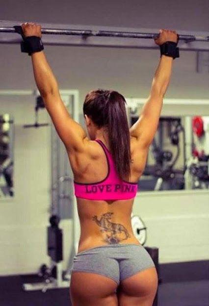 PURE MOTIVATION! :) #gymmotivation #nevergiveup #girl #ass #workout #motivation #gym