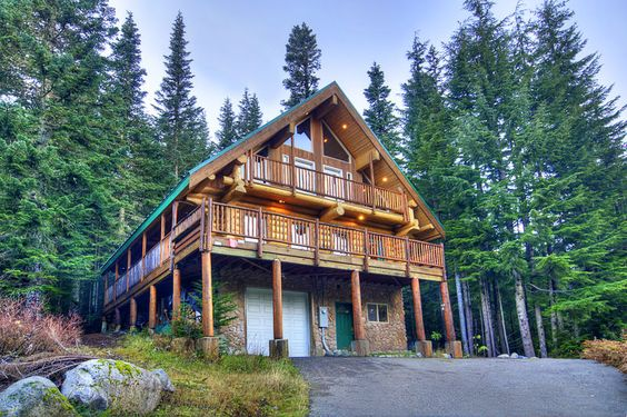 Vacation Rental Cabins Mysty Mountain Properties