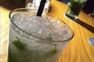 Free mojito offered by Yahoo !