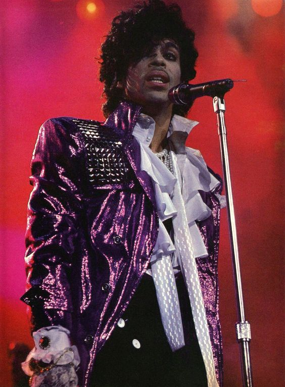 Classic Prince & The Revolution 1984/85 Purple Rain Tour (Cleaned and color corrected by Modernaire 2015 ;o)