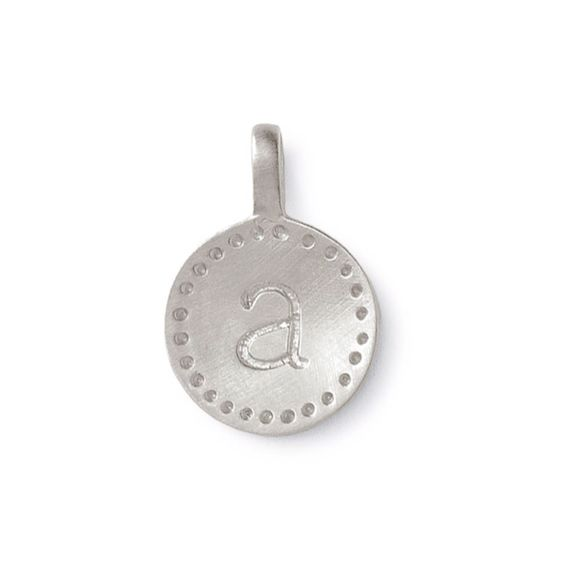 """Stella and Dot - """"A"""" initial charm"""