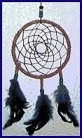 Cree dreamcatcher