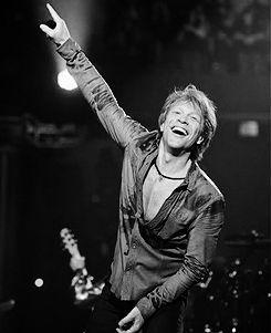 Jon Bon Jovi. :)