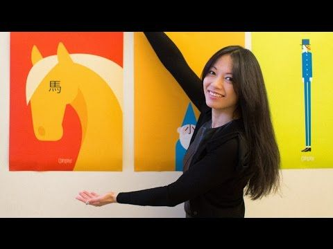 How to Learn the Chinese Language Easily with ShaoLan Hsueh Chineasy