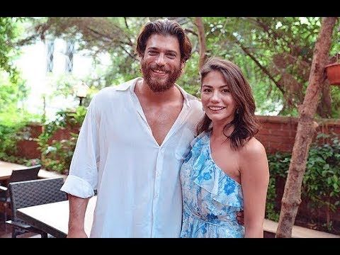 Demet Özdemir and Can Yaman dancing - YouTube in 2019 | Canning