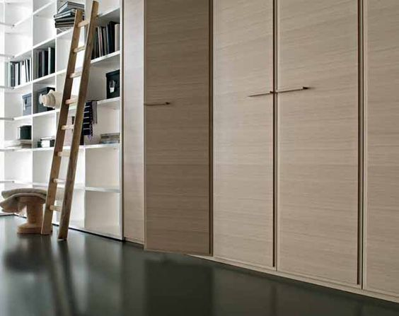 Modern wardrobe design lema italian design for Kitchen wardrobe design